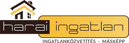 Harai ingatlan logo